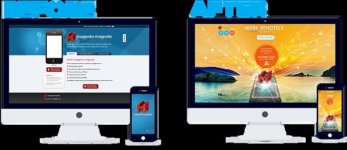revolutionary-website-design