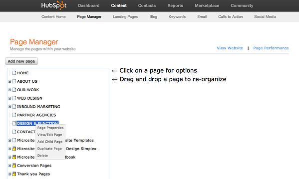HubSpot vs. Wordpress