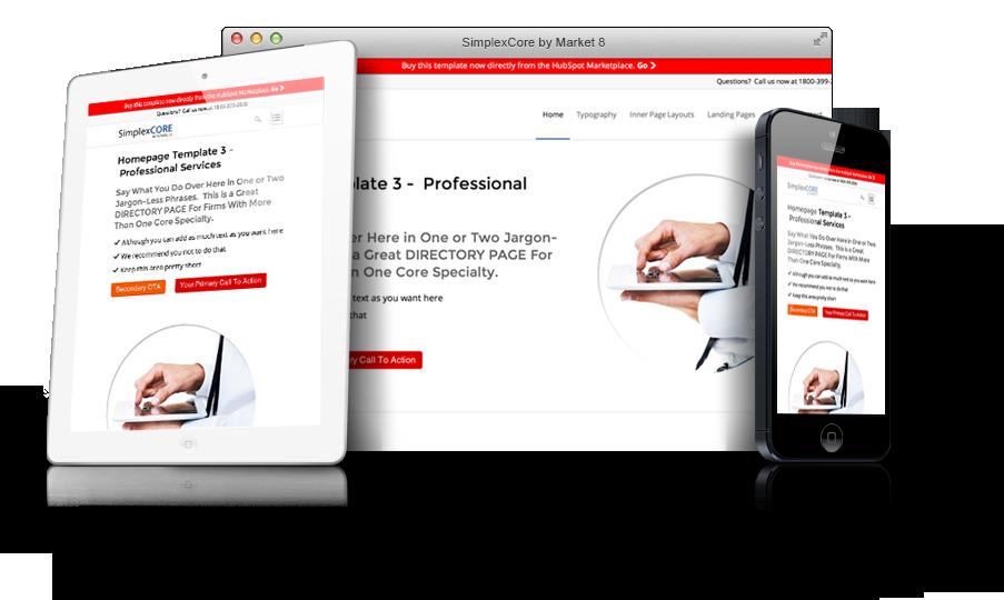 Hubspot Website Templates Market - Where to buy website templates
