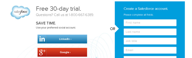 Free-Trial---Salesforce-30-Day---Salesforce--                 directional_cues,_user_experience