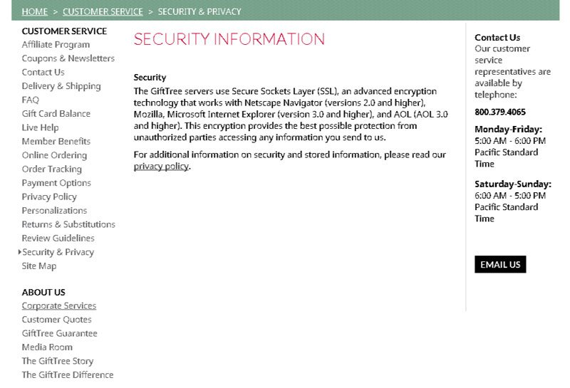 GiftTree-Security-Information---SSL,-Secure-Pages--about_us_page