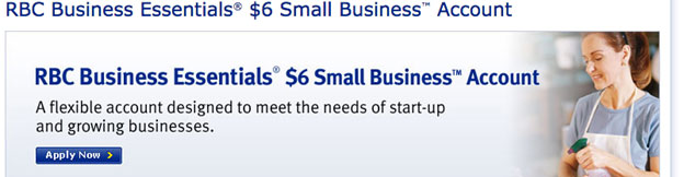 RBC-Business-Essentials--persuasive-web-copy