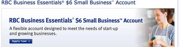 RBC-Business-Essentials--persuasive-web-copy