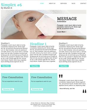 HubSpot Website Templates