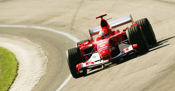 search engine optimization is like a race car
