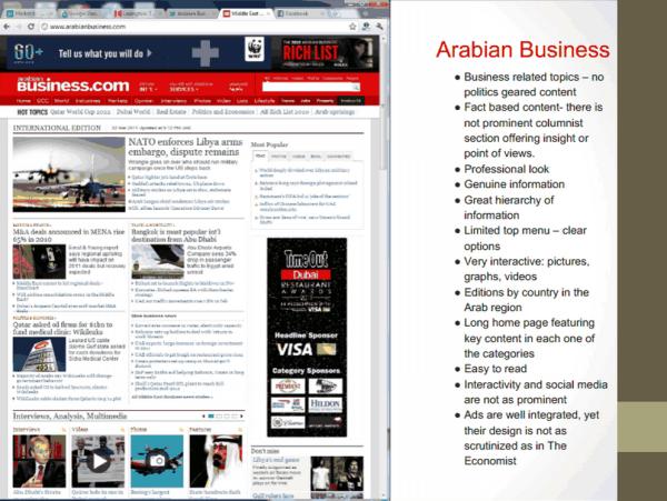 Website Benchmarking
