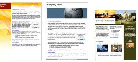 maximize conversions-VerticalResponse-b2b-enewsletter-template3