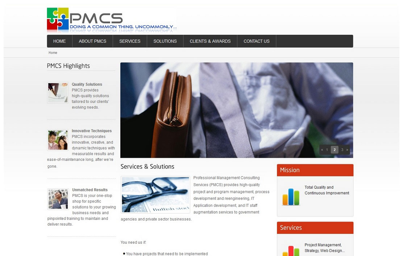 site architecture-PMCS