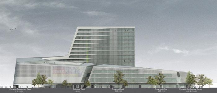 website wireframes, architectural elevation