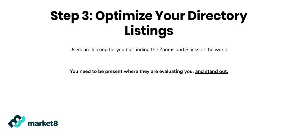 Marketplace Optimization