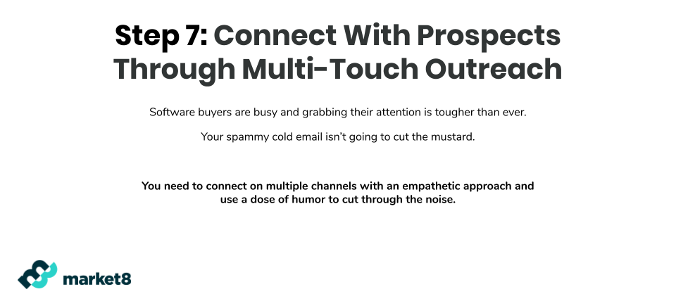 Multi-Touch Outreach