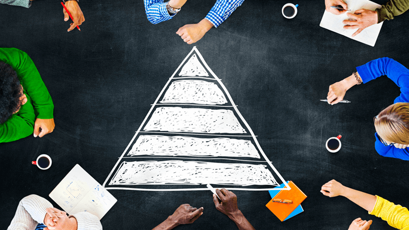 The Website Hierarchy of Needs: How to Build a Roadmap to Continuously Improve Your B2B Website - Featured Image