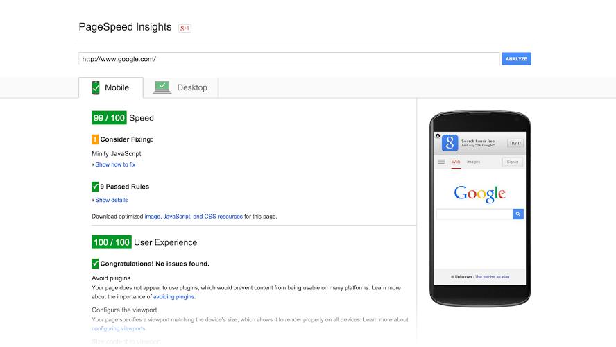 网站层次结构的-需求-的PageSpeed  - 性能 -  Google.png