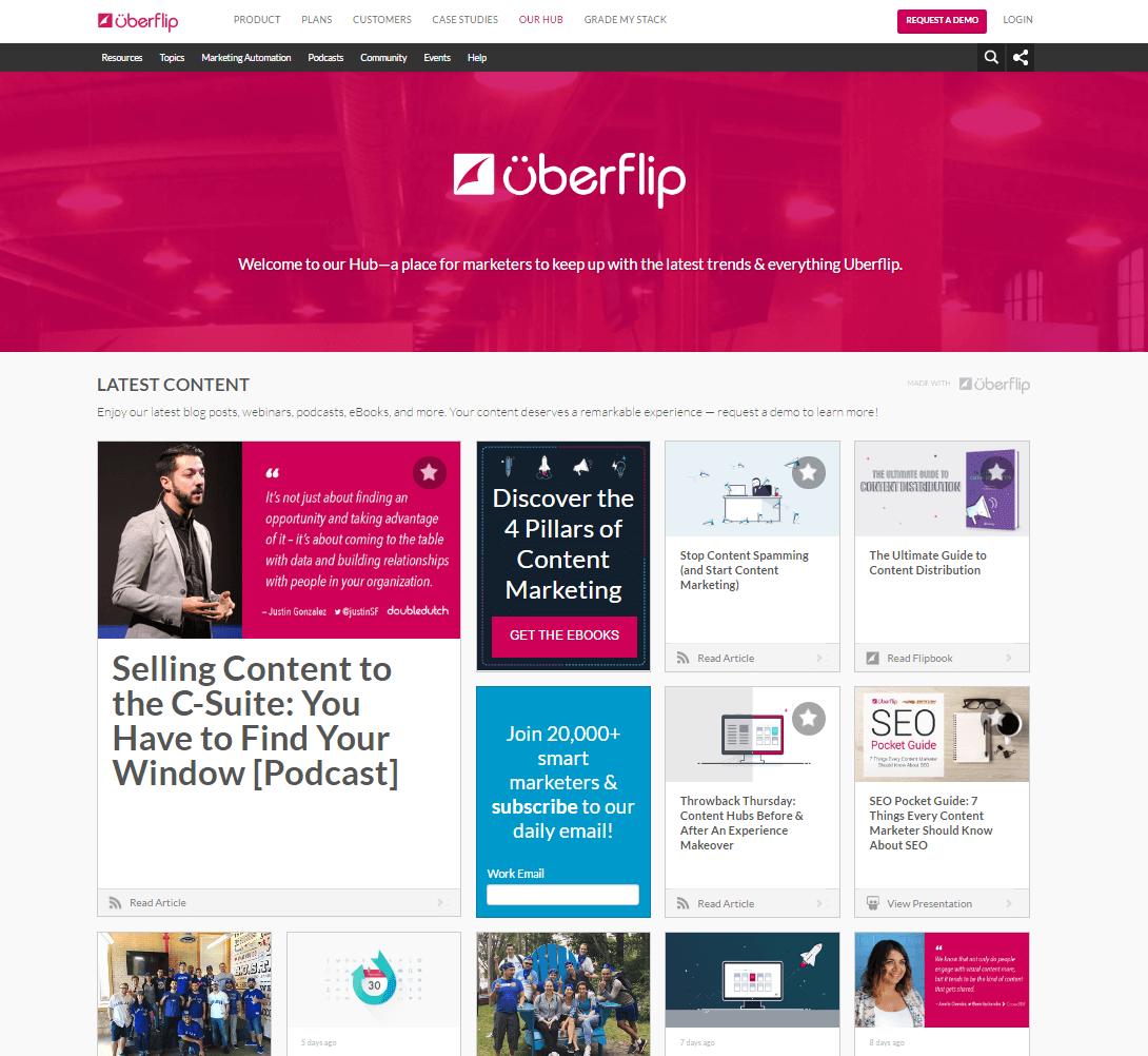 网站层次结构的,需要发黏,uberflip.png