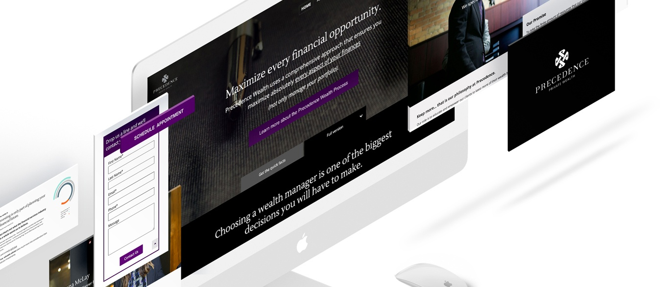 customer-centric-website-design-Precedence_private-wealth-case-study-banner