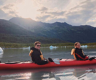 Aaron-Kayak