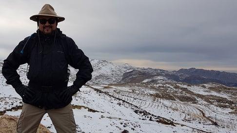 Eduardo-Hiking