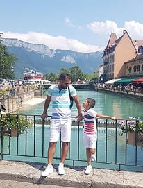 Elie-and-Junior-in-Annecy