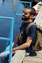 Nadim-on-the-dock