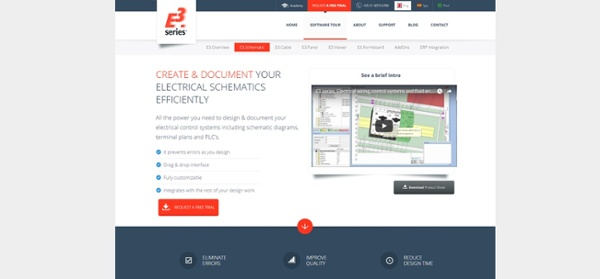 B2B-Online-Lead-Generation-Enterprise-Software-Cim-Team-Electrical Schematic Software-E3.Schematic