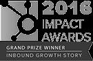 Hubspot Impact Awards   Grand Prize Winner   Inbound Growth Story
