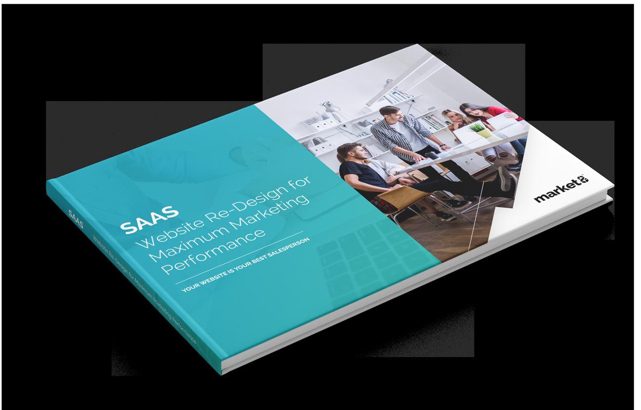 SaaS Website Redesign Ebook